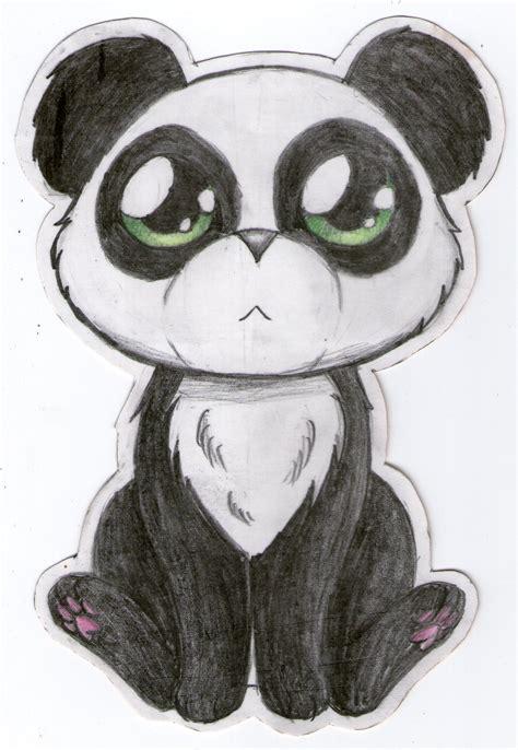 Pix For > Cute Drawings Of Baby Pandas | pandas ...