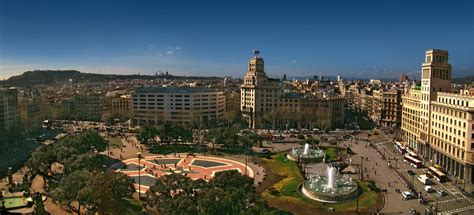 Plaça de Catalunya   Wikipedia