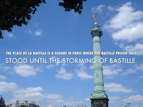 Place De La Bastille by Tiah Nihls