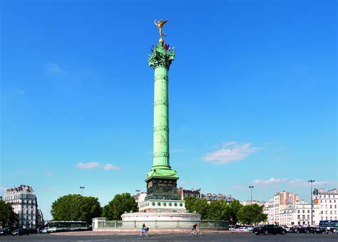 Place de la Bastille, Paris review