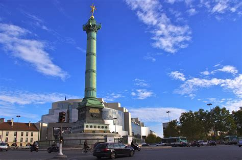 Place de la Bastille - Plaza in Paris - Thousand Wonders