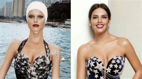 ¿Plagió Cristina Pedroche su vestido de Nochevieja?