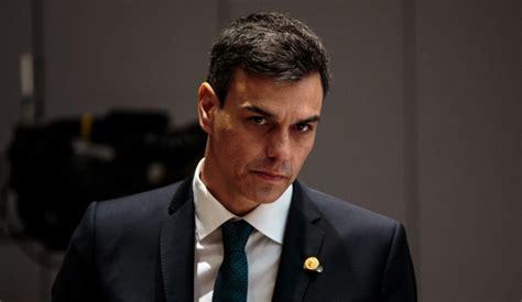 Plagio en tesis de Pedro Sánchez: Pedro Sánchez autoriza ...