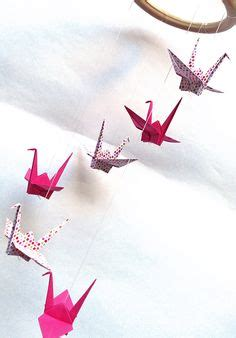 Plan B anna evers DIY Origami bird tut | Home decor diy ...