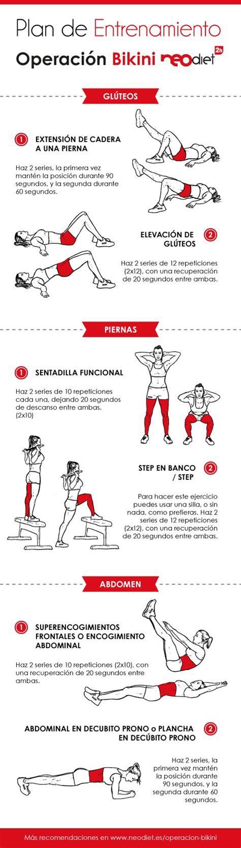 Plan de entrenamiento neodiet2h | Nutrició i exercici ...