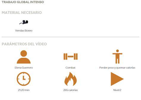 Plan de entrenamiento y gimnasio online gratis   Blog de ...
