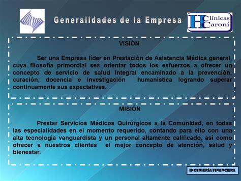 Plan de negocios: Hospital de Clínicas Caroní  ppt ...