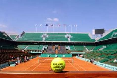 Plan your trip during Roland Garros, 2015 French Open ...