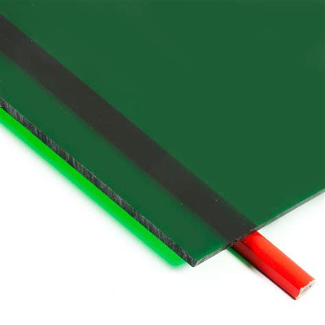 Plancha de Metacrilato transparente colores