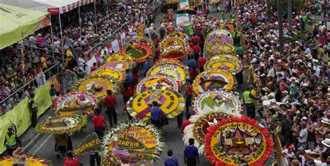 Planes Turísticos Feria de las Flores Medellín,elaboración ...