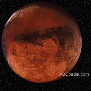 Planeta Marte: el planeta