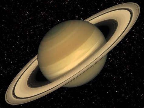 Planeta SATURNO: Imágenes, Resumen e Información para ...