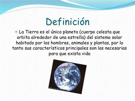 Planeta tierra como sistema