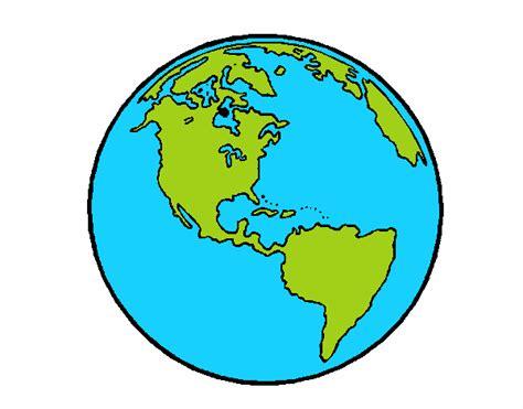 Planeta tierra Dibujo