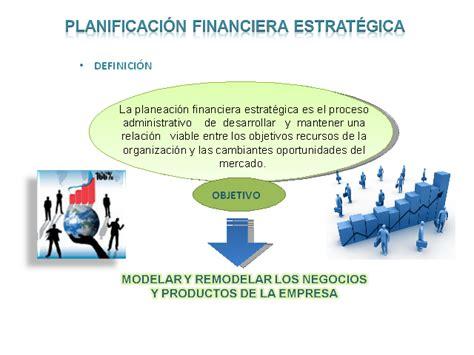 Planificación financiera estratégica   Monografias.com