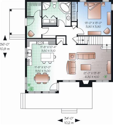 Plano de Casa de 2 pisos, 3 habitaciones y 184 metros ...