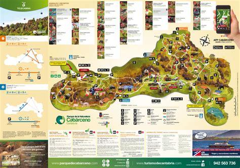 Plano del Parque de Cabárceno – SEMARAC | Especialistas en ...