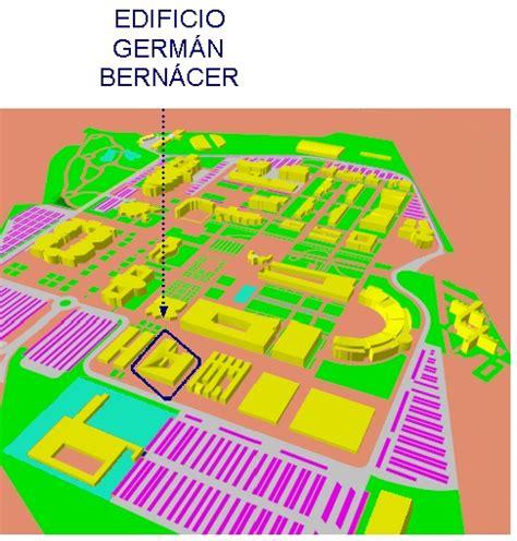 Plano general del campus. Instituto de Ciencias de la ...