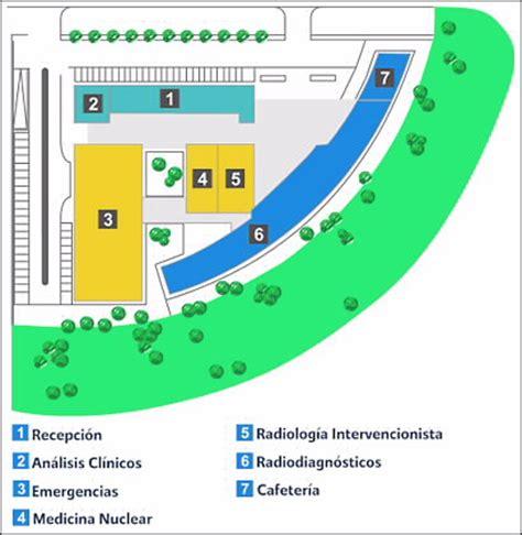Plano - Sobre el Hospital