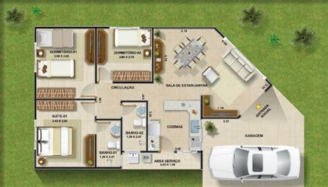 Planos Casas de 4 Dormitorios