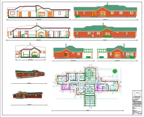 Planos de arquitectura gratis