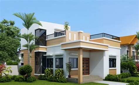planos de casas de 2 plantas | Planos de casas modernas