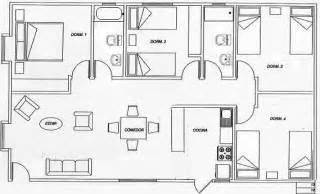 Planos de Casas, Modelos y Diseños de Casas: Plano de ...