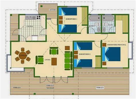 Planos de Casas Pequeñas: Como dibujar planos de casas gratis
