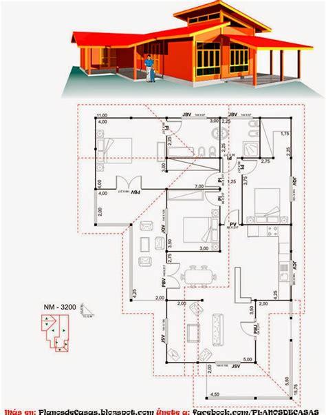 PLANOS DE CASAS PREFABRICADAS – Planos de Casas Gratis