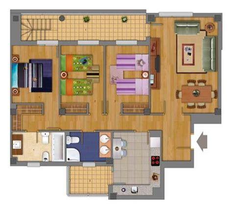 Planos de viviendas unifamiliar
