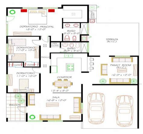 Planos para construir casas gratis
