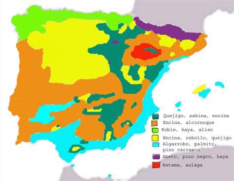 PLANTAR ÁRBOLES y arbustos: Mapas: tipos de suelo, clima ...
