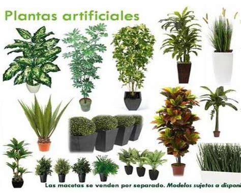 Plantas artificiales baratas para tu jardín vertical ...