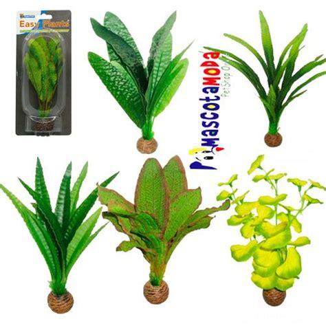 Plantas artificiales de calidad premium para acuarios y ...
