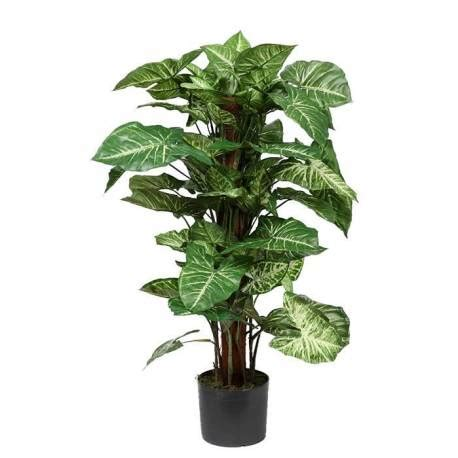 Plantas artificiales singonio con tutor 092 -Oasis Decor-