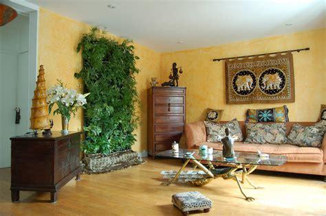 Plantas de interior. Decoración del hogar.