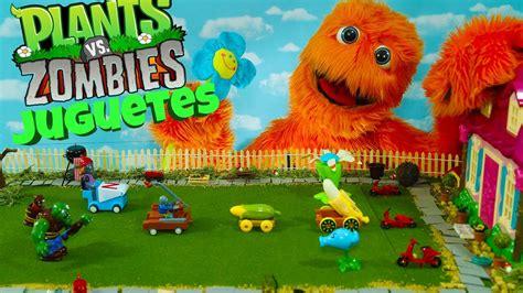 Plantas vs Zombies   Revisión de juguete para niños con ...