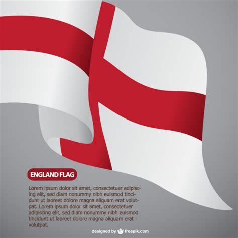 Plantilla bandera de Inglaterra | Descargar Vectores gratis