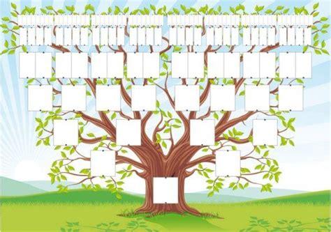 Plantilla de árbol Para Los Niños para imprimir | //Arbol ...