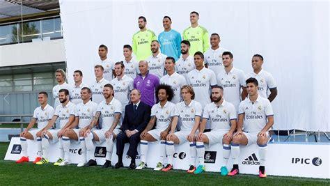 Plantilla del Real Madrid | Defensa Central