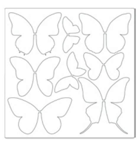 Plantilla Mariposas | plantillas | Pinterest | Mariposas ...