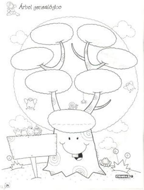 plantillas arbol genealogico para imprimir | mis ...