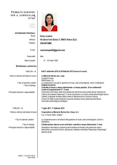 plantillas de curriculum vitae formatos en espanol ...