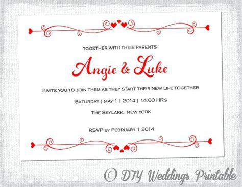 plantillas de invitaciones de boda – deamor.info