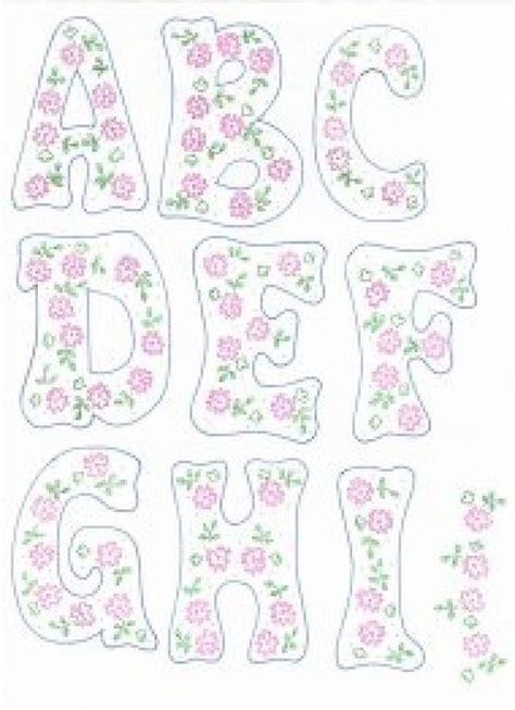 Plantillas de letras para imprimir grandes - Imagui