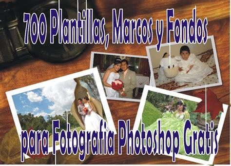 Plantillas, Marcos y Fondos para Fotografia Photoshop ...