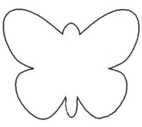 Plantillas mariposas para manualidades