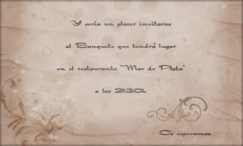 Plantillas Para Invitaciones De Boda Gratis En Publisher ...