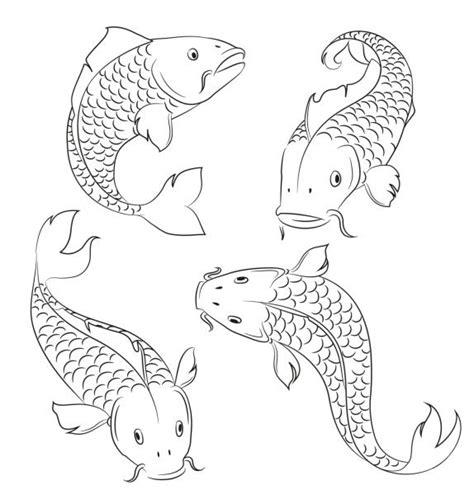 Plantillas para tatuajes del pez koi - VIX