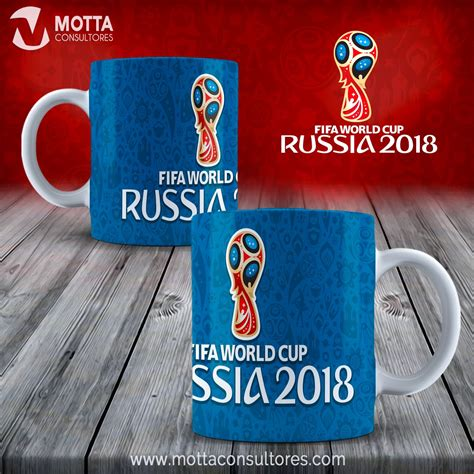 PLANTILLAS PARA TAZAS MUNDIAL RUSIA FIFA 2018 | Mundial ...